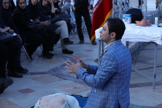 برنامه فوتون شبکه 4 سیمای درباره بزرگداشت روز جهانی قلب توسط مرکز قلب شهید رجایی و شهرداری منطقه 3 تهران در پارک ملت 8 مهرماه 1395