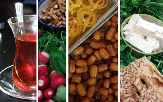 توصیه های غذایی برای روزه داران-فیروزه عمرانی ،کارشناس تغذیه و رژیم درمانی