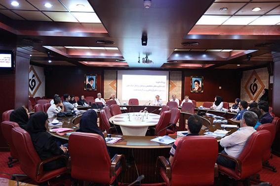 برگزاری جلسه توجیهی دستیاران جدیدالورود سال تحصیلی 96-97 در مرکز قلب و عروق شهید رجایی