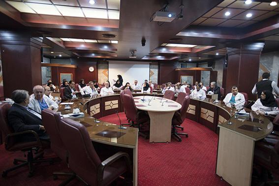 برگزاری 204 جلسه شورای پژوهشی و کمیته اخلاق در پژوهش در مرکز قلب و عروق شهید رجایی