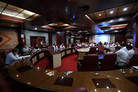 206 جلسه شورای پژوهشی و کمیته اخلاق در پژوهش در مرکز قلب و عروق شهید رجایی